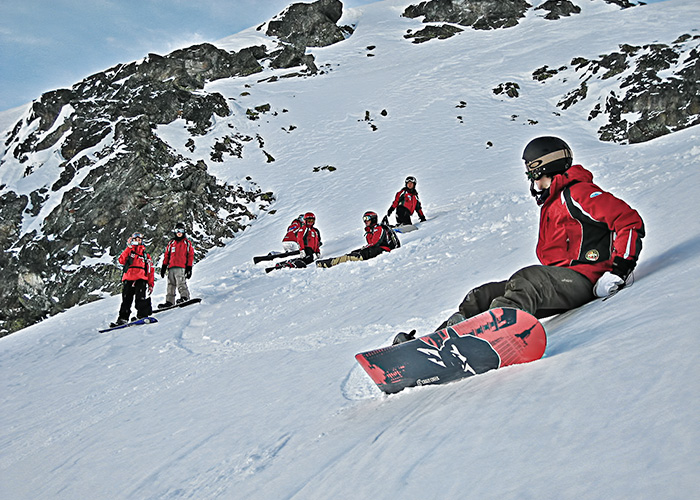 freeride in quota