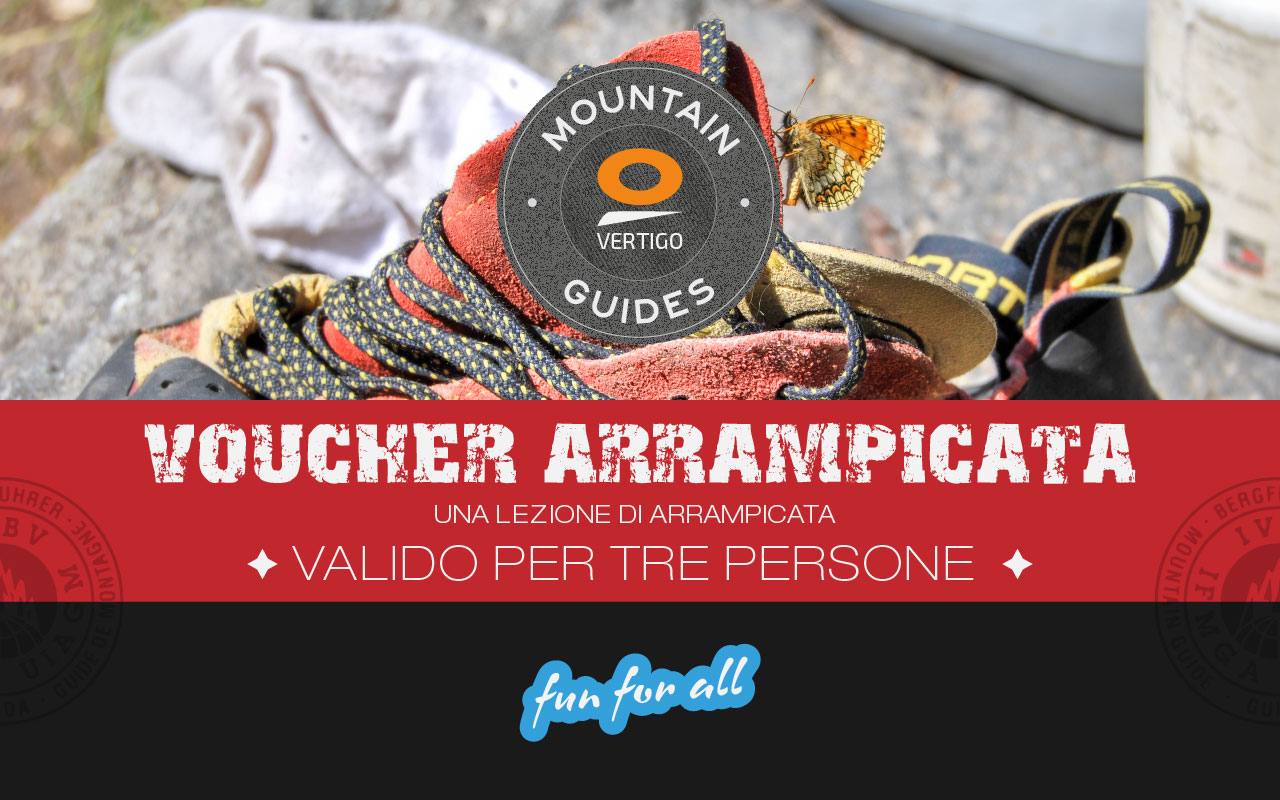 Arrampicata Voucher