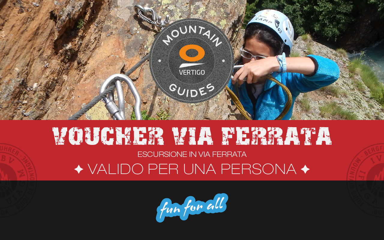 Via Ferrata Voucher